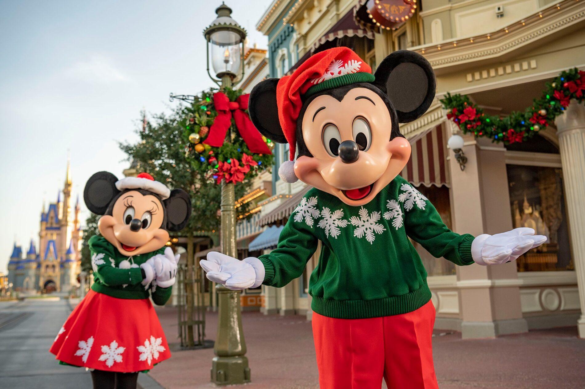 Una Navidad inolvidable en Florida
