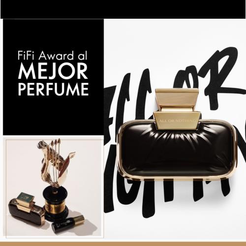 """Perfume de Oriflame protagonista en los """"Oscar de la industria de las fragancias"""""""