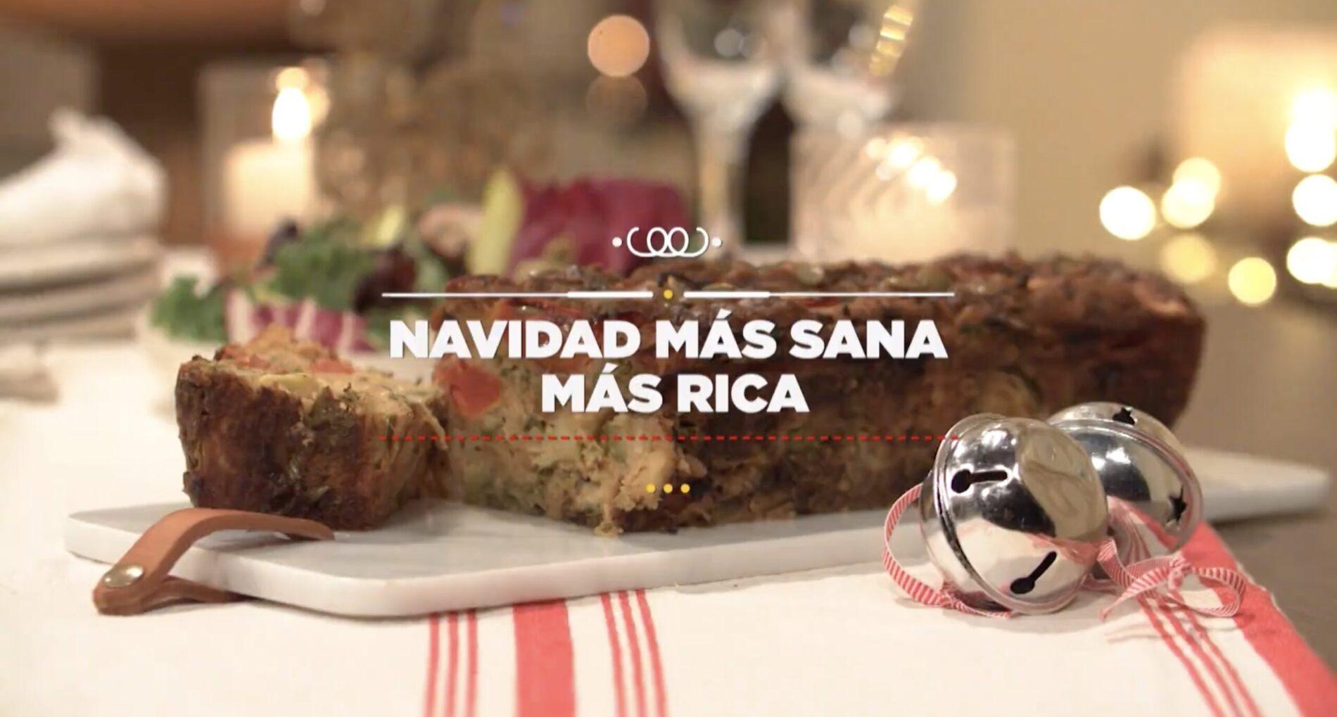 """""""Navidad más sana, más rica"""" en Colombia por la señal deEl Gourmet"""