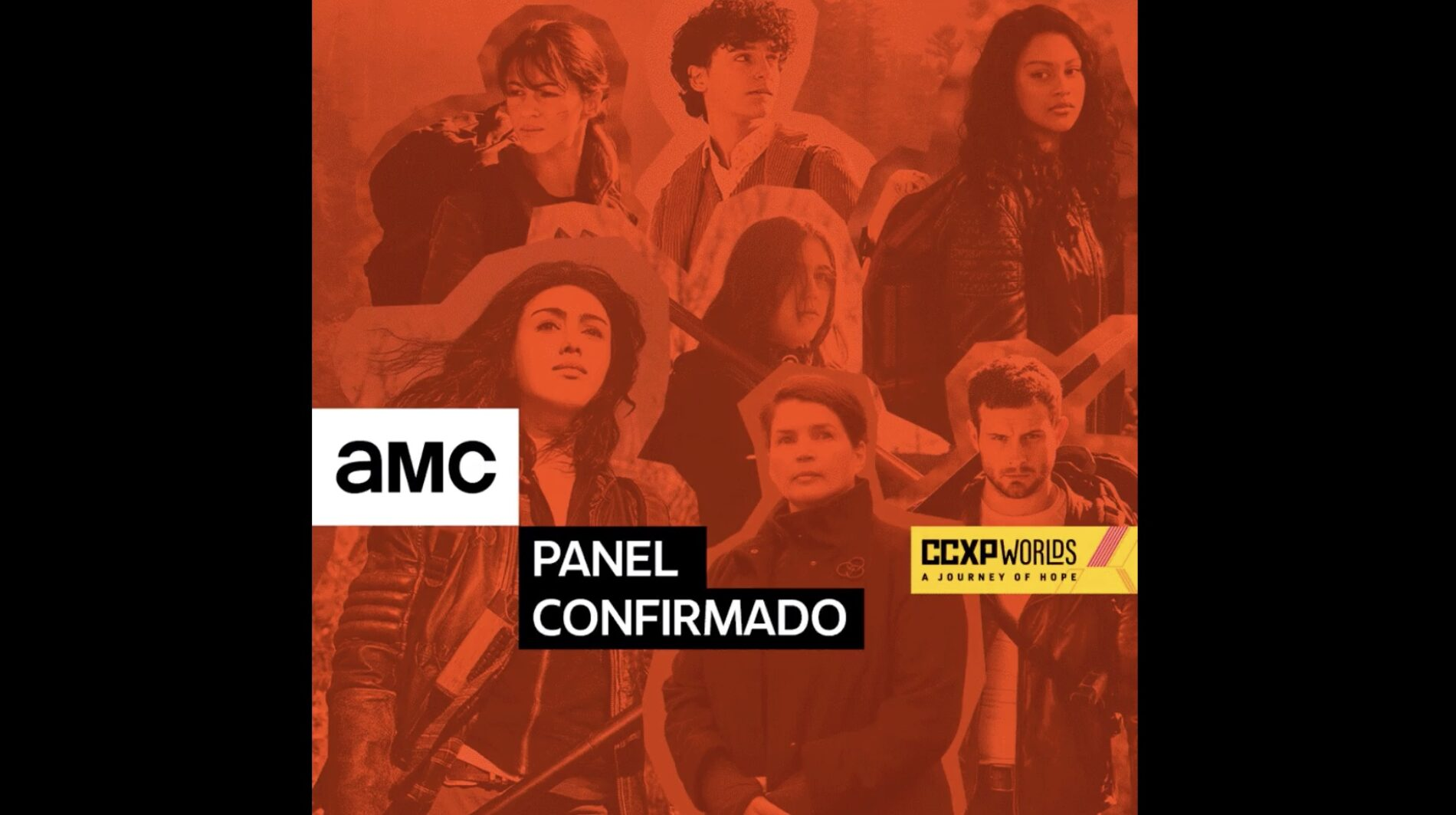 AMC confirma repartode'The Walking Dead: World Beyond' en CCXP Worlds