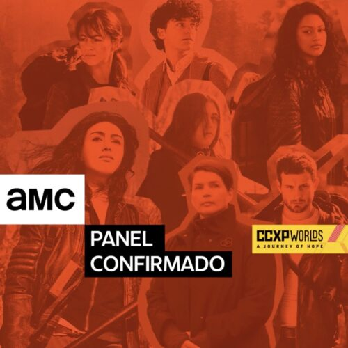 AMC confirma reparto de 'The Walking Dead: World Beyond' en CCXP Worlds