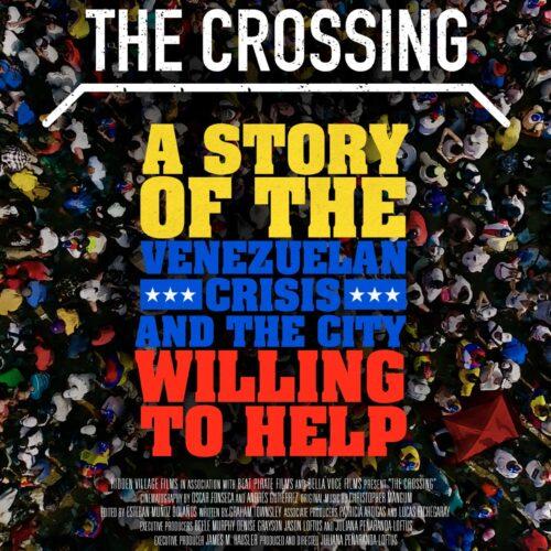 """""""The Crossing""""va por el Oscar aMejor Documental Corto del 2021"""