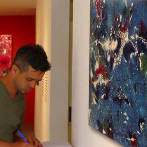 OBRAS del Maestro en Bellas Artes, Diego Sierra Enciso