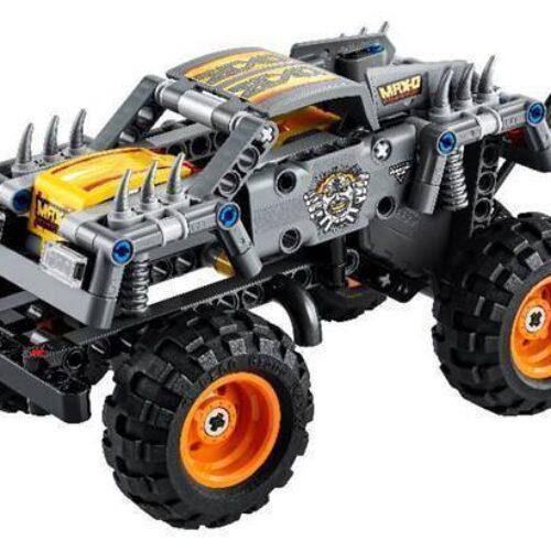 LEGO lanzará nuevos vehículos tipo Monster