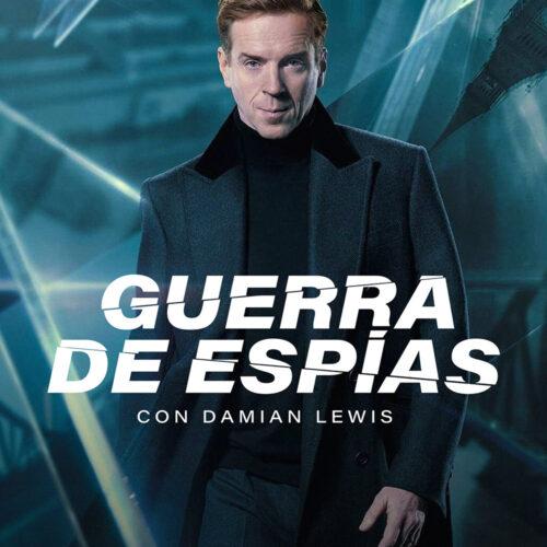 """HISTORY ESTRENA LA MEGA SERIE DOCUMENTAL """"GUERRA DE ESPÍAS CON DAMIAN LEWIS"""""""