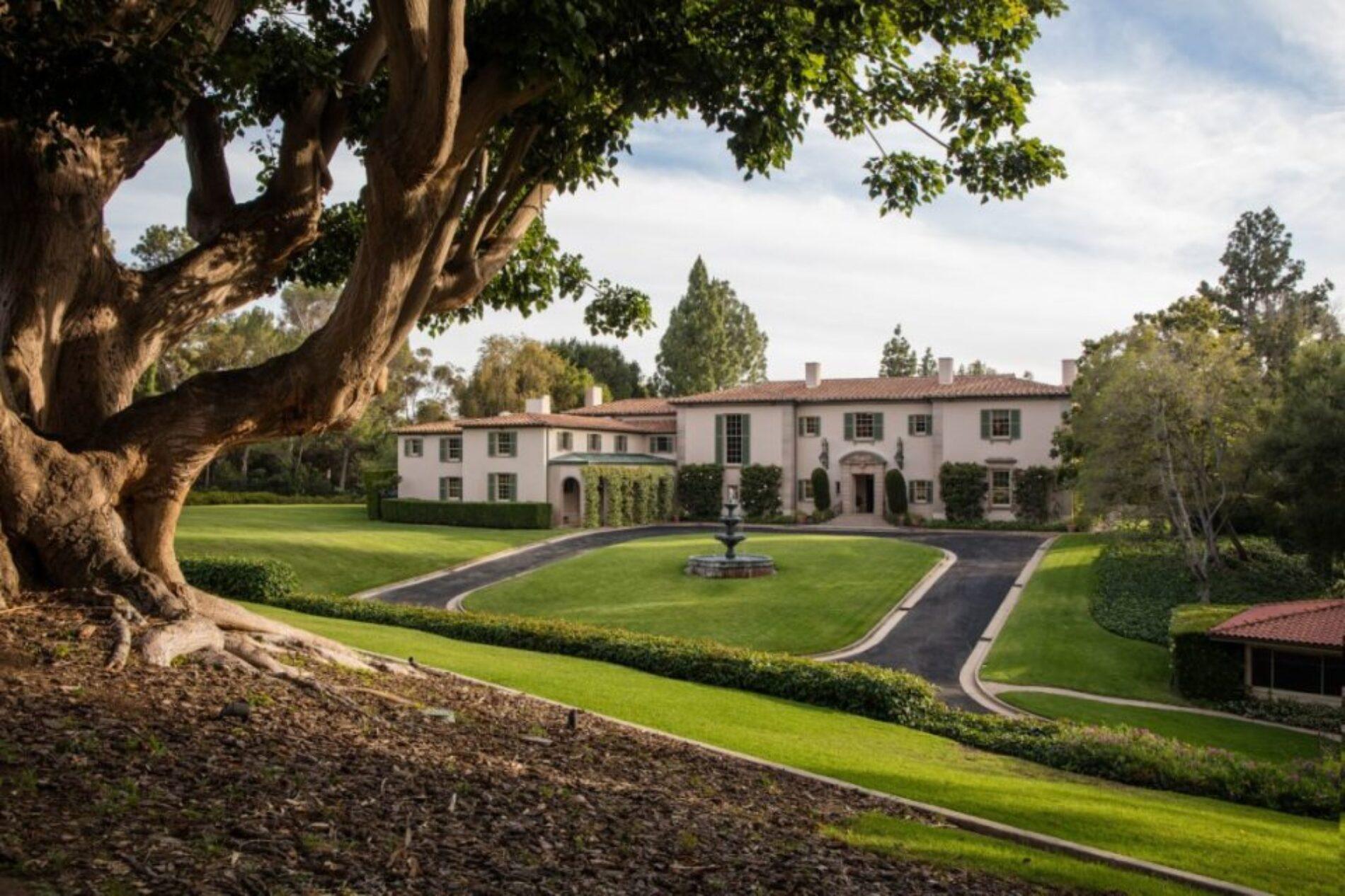 Este fue el hogar de estrellas como Marilyn Monroe, Tony Curtis y Cher