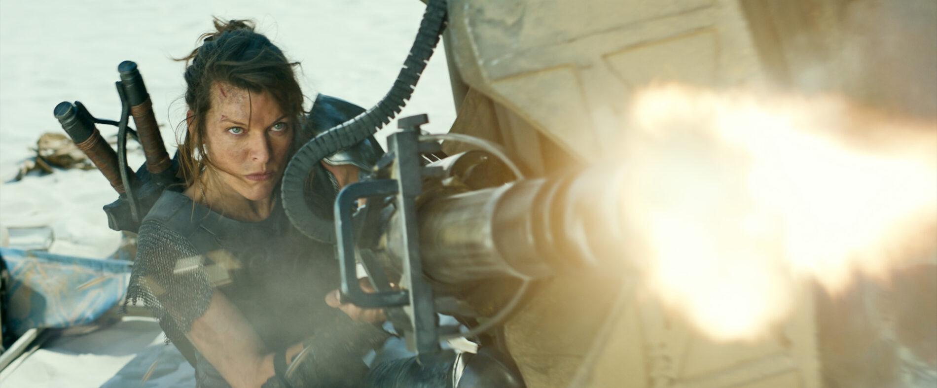 «Monster Hunter LaCacería Comienza» ya está en la cartelera de cine