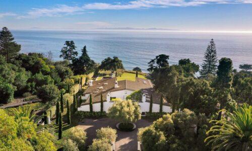A la venta la Casa Straus diseñada por el arquitecto de las estrellas de Hollywood