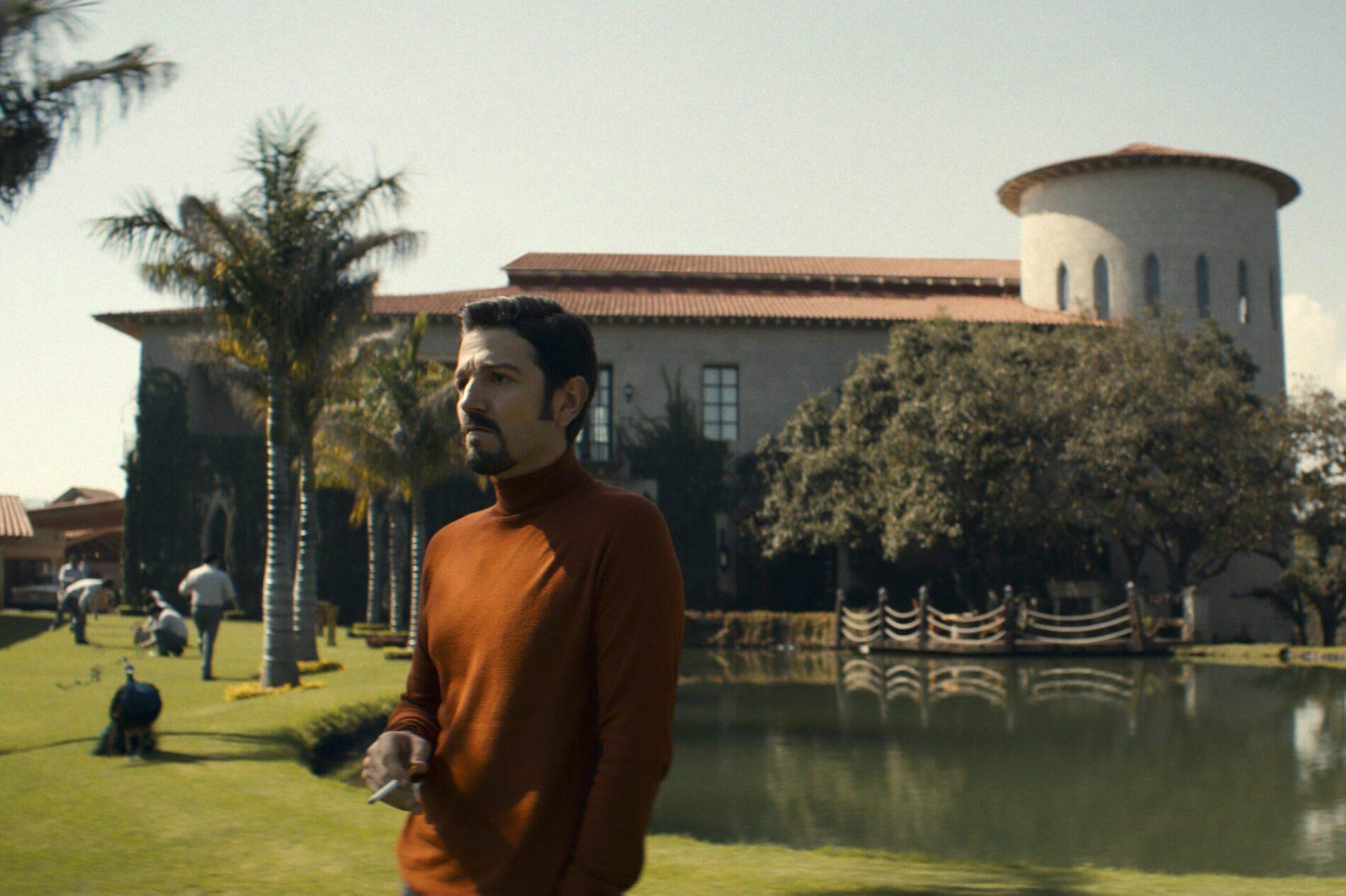 LA SEGUNDA TEMPORADA DE NARCOS: MÉXICO POR A&E