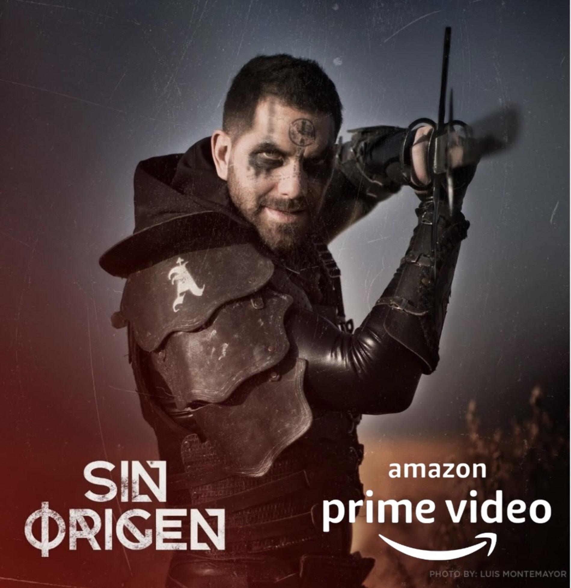 Sin Origen, la nueva película de Arap Bethke llega a Amazon Prime Video