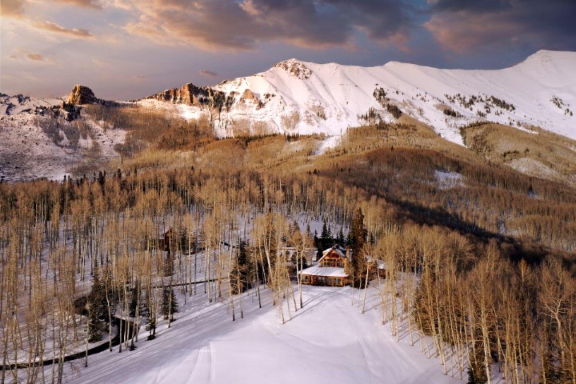 El rancho de Tom Cruise en Telluride, Colorado, está ahora a la venta por 39,5 millones de dólares