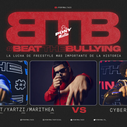 """Beat The Bullying"", la batalla de rap que busca frenar el acoso entre los jóvenes"