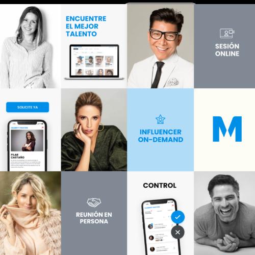 """Entró en acción """"Celebrity Masters"""", la startup colombo-alemana"""