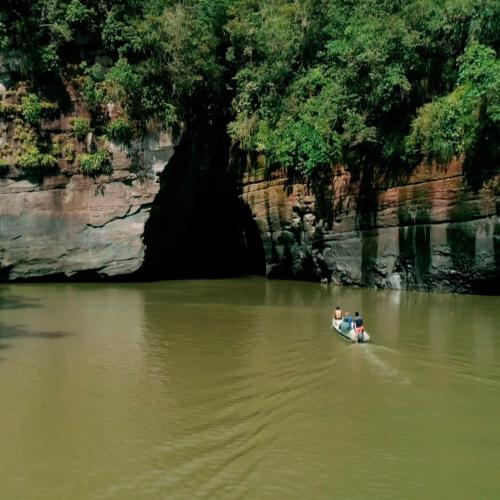 La Amazonía colombiana en 'El sendero de la anaconda' por Sala Trece