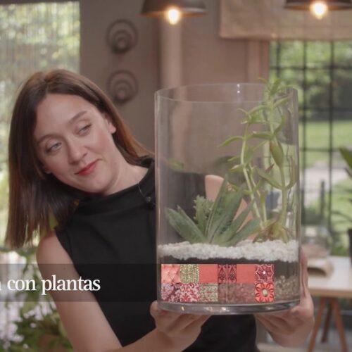 Más Chic se sumerge en el mundo de la decoración con plantas