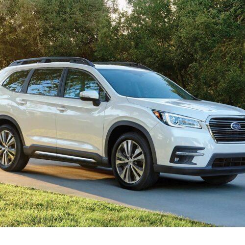 Subaru gana nueve galardones en destacados eventos del mercado automotriz