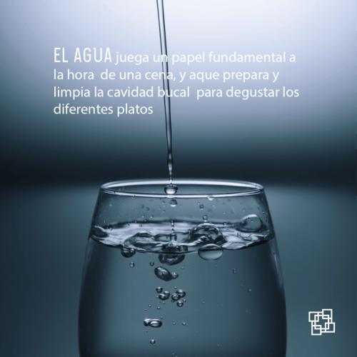 El primer Menú de Aguas 100% colombiano