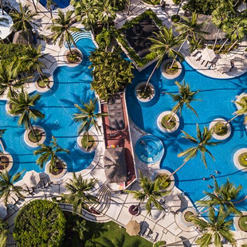 Estas son las 10 mejores piscinas en Puerto Vallarta