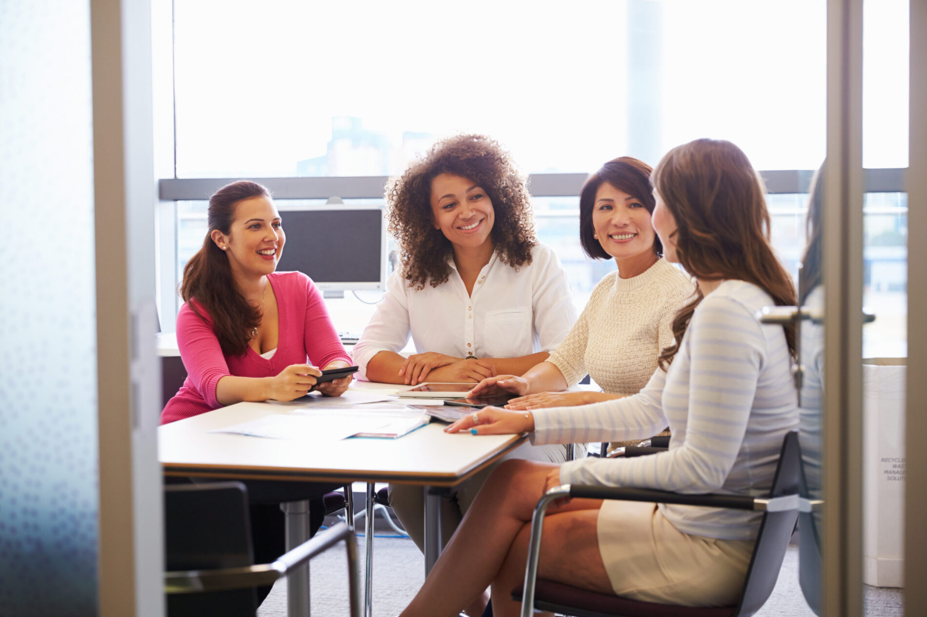 Las empresas dirigidas por mujeres se proyectan como un símbolo de resiliencia y reactivación económica
