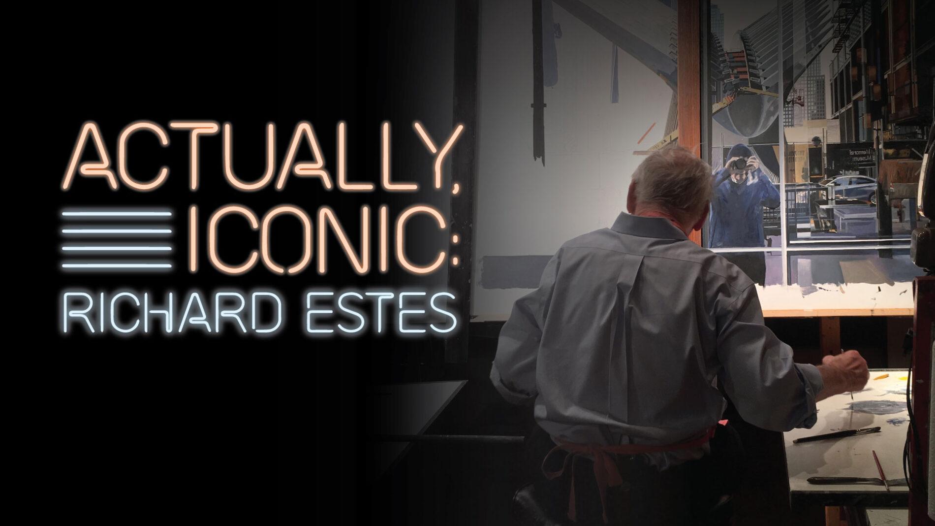 DOCUMENTALES DE ESTRENO: Robert Frank y Richard Estes