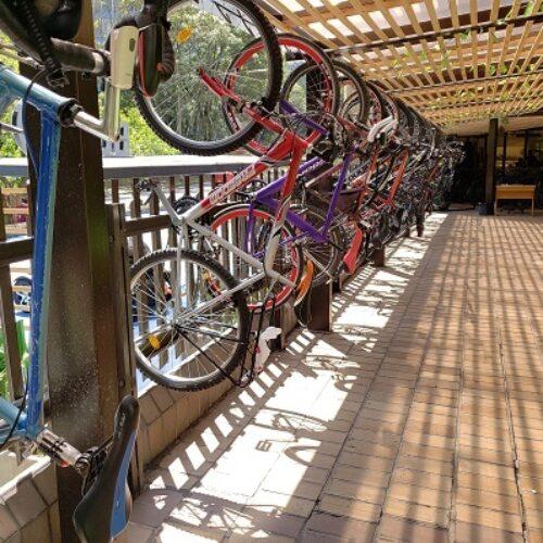 Banco de Bogotá promueve ciudades sostenibles con cicloparqueaderos