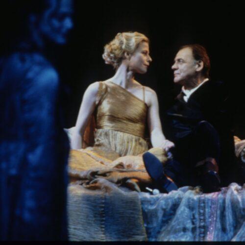 """Estreno: la versión completa de """"Fausto"""" de Peter Stein"""