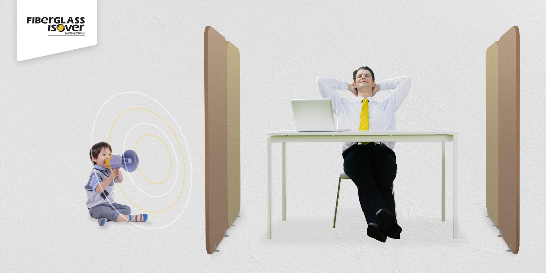 ¿Cómo lograr aislamiento acústico para trabajar desde casa?