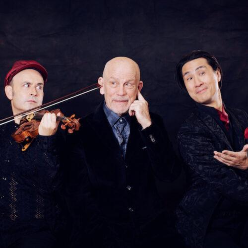 John Malkovich se vuelve el crítico malvado de la música clásica en Film&Arts