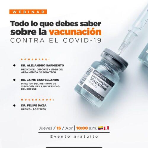 Todo lo que debes saber sobre la vacunación contra el COVID-19