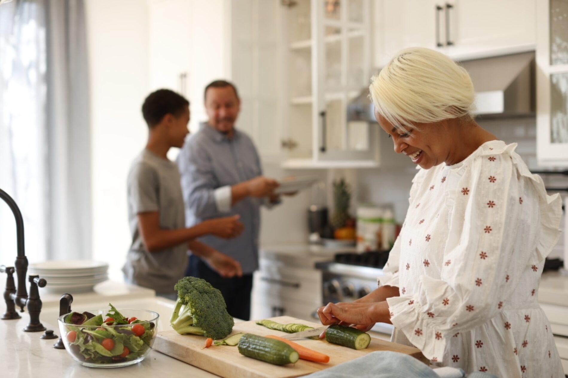 Alimentación consciente para una vida saludable