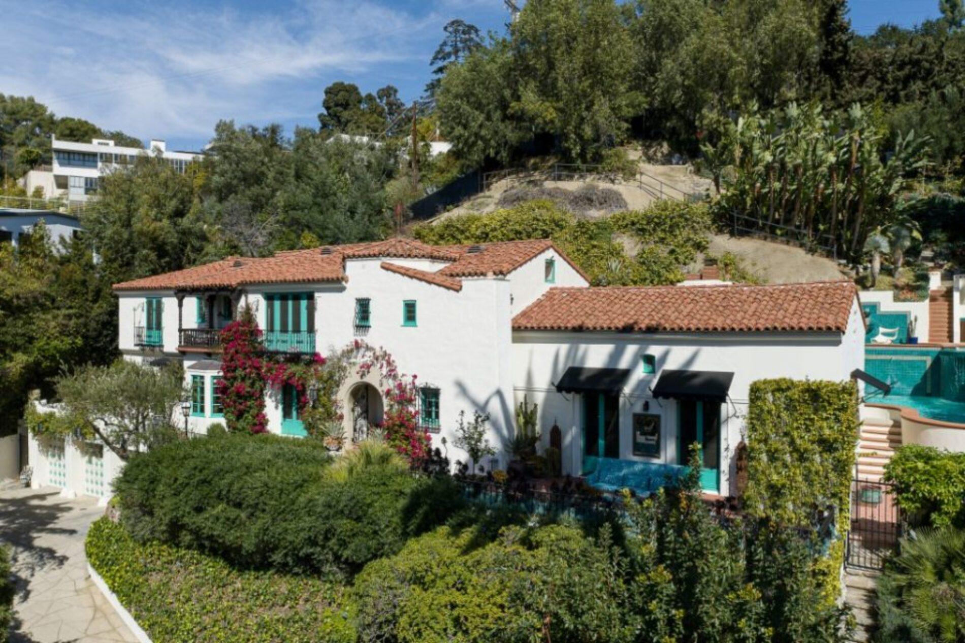 Leonardo DiCaprio compra la impresionante casa de la estrella de 'Modern Family'
