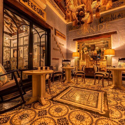 Restaurante Candé Premio La Barra 2021 en categoría nacional