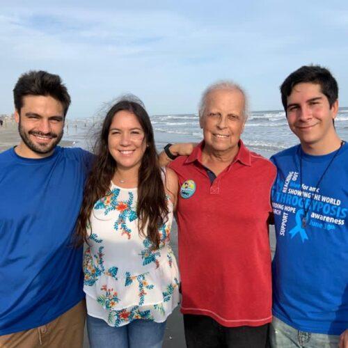 GABRIEL GONZÁLEZ: HOMENAJE A UN PADRE EXCEPCIONAL