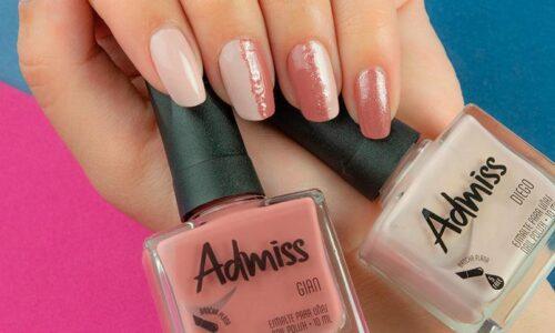 Recrea los estilos más modernos de nail art con la colección Admiss Star