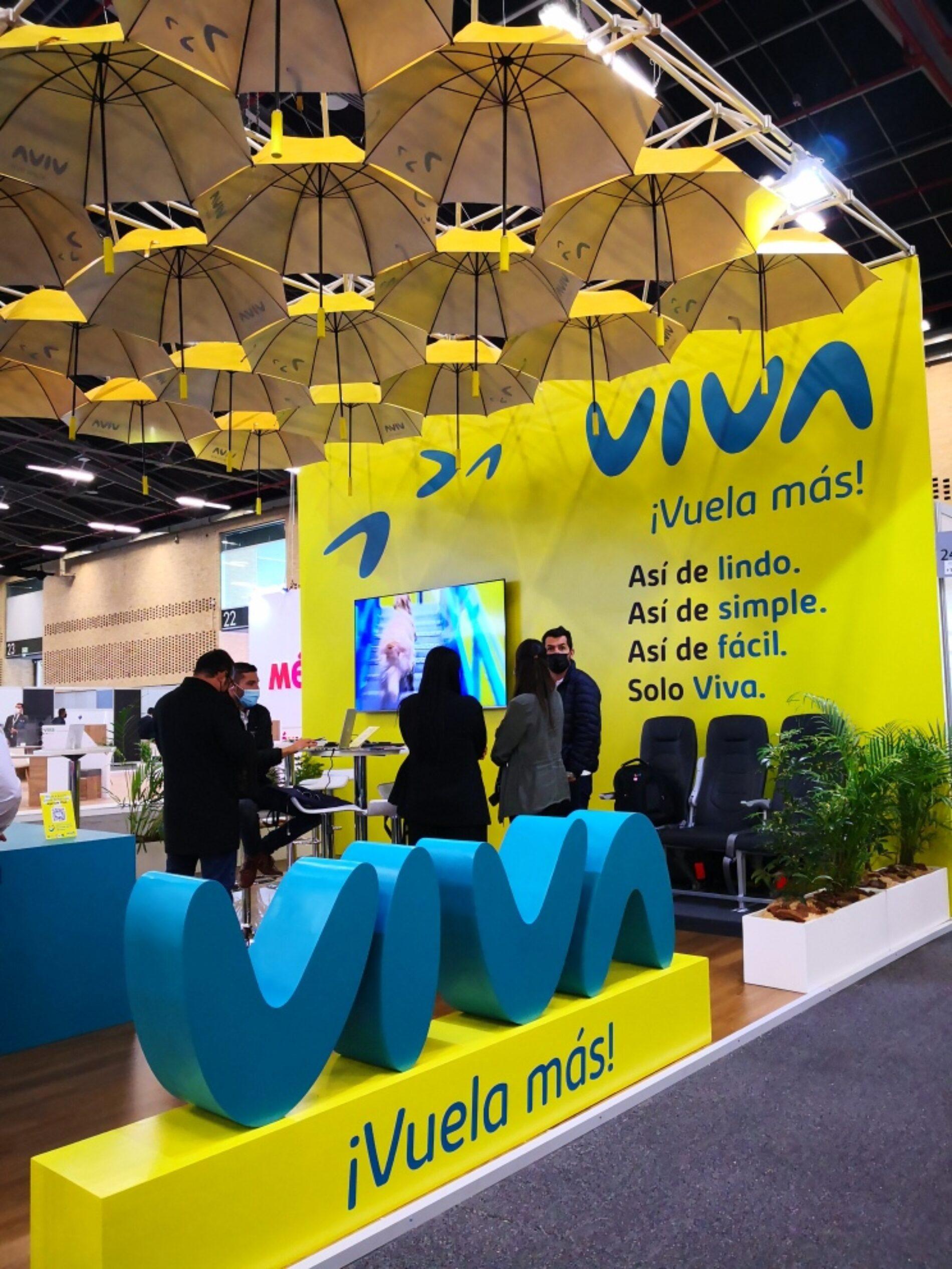 """CEO DE VIVA AIR:  """"QUEREMOS ARMAR UNA RUTA DE MEDELLÍN A BUENOS AIRES EN 2022"""""""