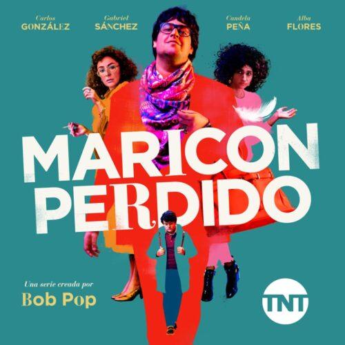 MARICÓN PERDIDO POR TNT