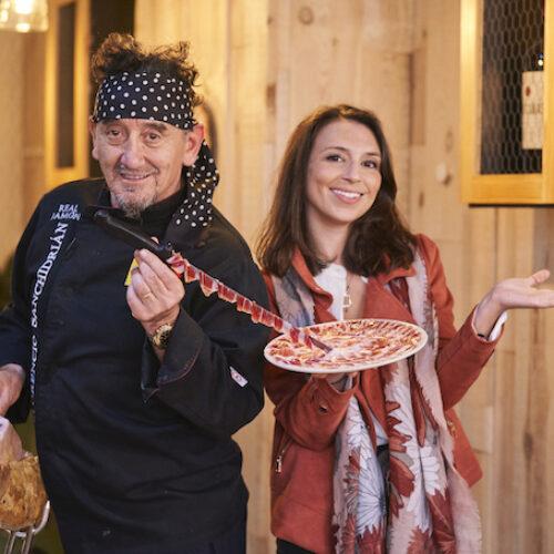 Vero Zumalacárregui vuelve a El Gourmet para recorrer España, revelar sus secretos y saciar sus antojos