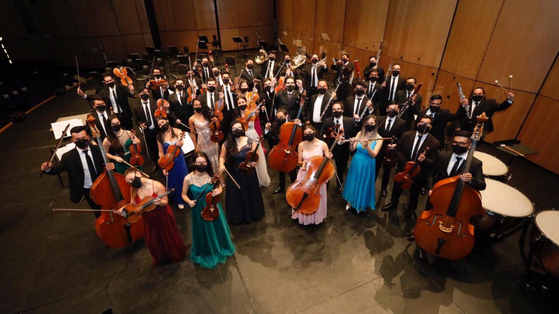 Este domingo: Concierto de la Orquesta Filarmónica de Bogotá en la Catedral de Sal