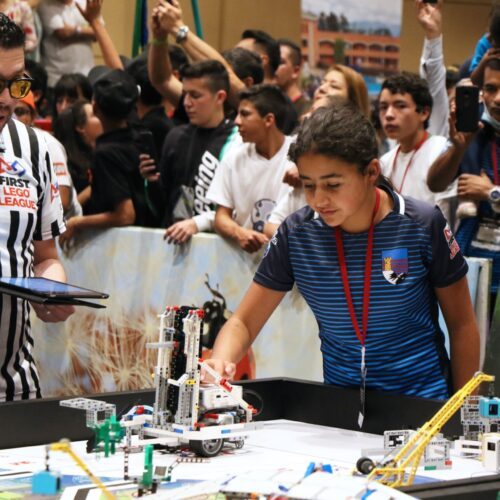 Sigue la Final de Competencia Nacional FIRST LEGO League Colombia 2021