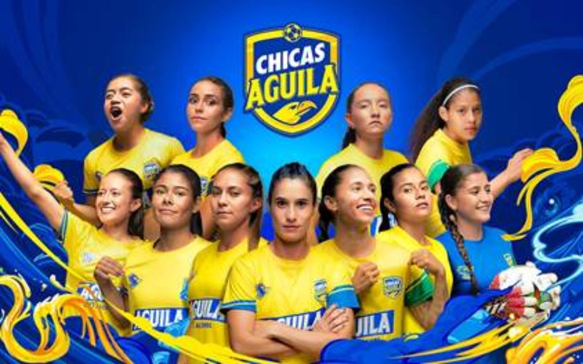 LAS jugadoras de la LigaBetPlay DIMAYOR 2021 SON LAS NUEVAS CHICAS ÁGUILA