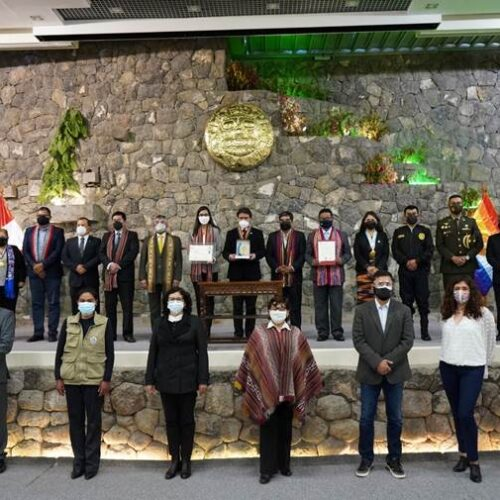 Cusco, Ciudad Confiable 'iTRUST City Brand'