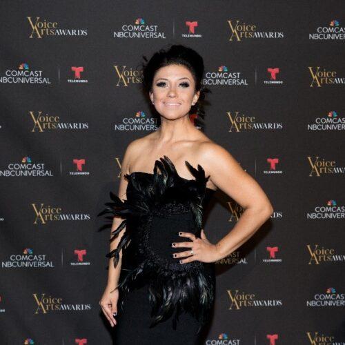 VALENTINA LATYNA, ORGULLOSAMENTE COLOMBIANA, EN LA INDUSTRIA CINEMATOGRÁFICA ESTADOUNIDENSE