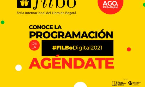 FILBo digital 2021: Una completa y diversa programación para todos los públicos