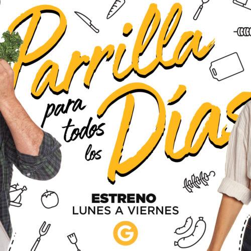 Felicitas Pizarro y Christian Petersen unen su talento en la nueva serie de El Gourmet
