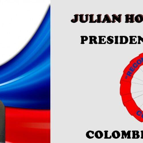 JULIÁN HOYOS: SOY EL CANDIDATO INDEPENDIENTE DE LOS COLOMBIANOS EN EL EXTERIOR