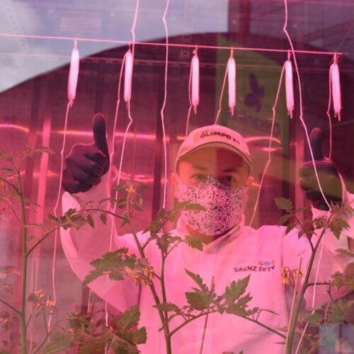 AHORA, el proyecto que le mostrará a Colombia nuevas formas de cultivar, llega a Corferias