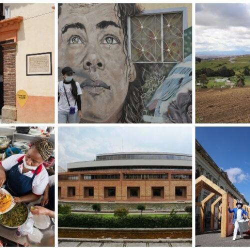 Conoce espacios culturales para turistear en Bogotá
