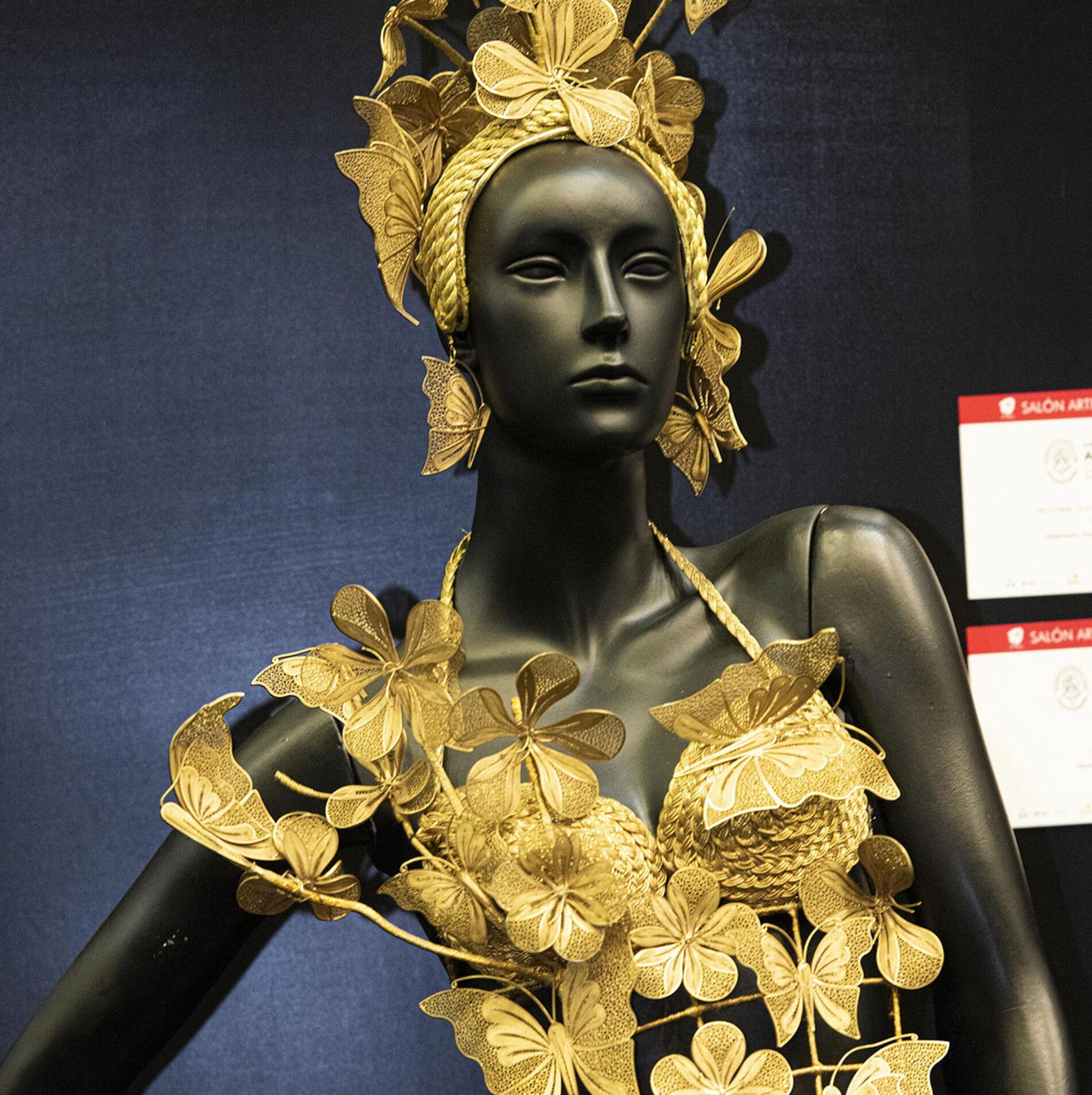 El diseño ancestral en la XI edición de Ixel Moda en Cartagena