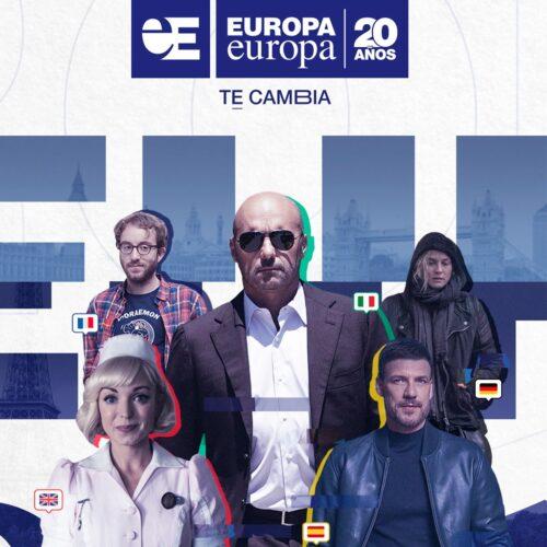 Europa Europa celebra sus 20 años al aire